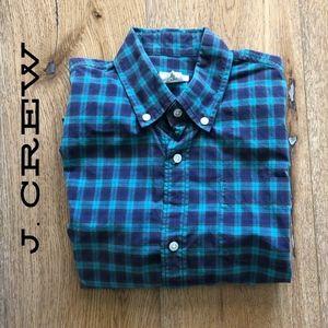 Crewcuts Plaid Button Down Shirt